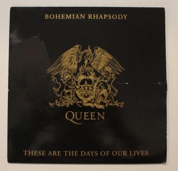 JVR | QUEEN - Bohemian Rhapsody / These... | 7' доставка товаров из Польши и Allegro на русском