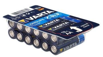 12x Батарея AA / LR6 Varta Longlife Power 4906 доставка товаров из Польши и Allegro на русском