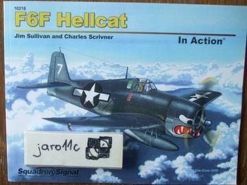 F6F Hellcat in action - Squadron/Signal доставка товаров из Польши и Allegro на русском