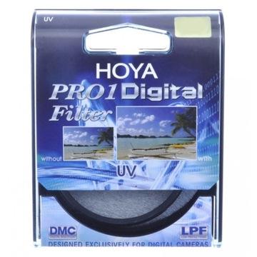 ФИЛЬТР HOYA UV PRO1D 58 мм доставка товаров из Польши и Allegro на русском