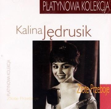 КАЛИНА JĘDRUSIK: ПЛАТИНОВАЯ КОЛЛЕКЦИЯ [CD] доставка товаров из Польши и Allegro на русском