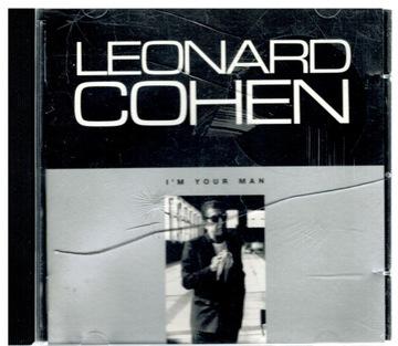 LEONARD COHEN I'M YOUR MAN CD доставка товаров из Польши и Allegro на русском