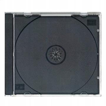 КОРОБКИ ДЛЯ 1 CD JEWEL CASE BLACK 50 штук доставка товаров из Польши и Allegro на русском