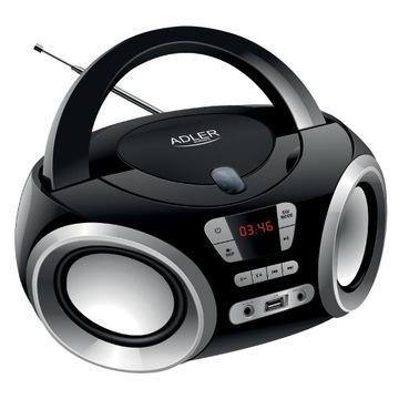 Boombox CD-MP3, USB, Radio, AUX GŁOŚNIK ODTWARZACZ доставка товаров из Польши и Allegro на русском