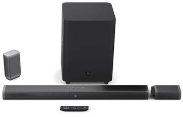 Soundbar JBL Bar 5.1 HDMI Bluetooth 4K 510W доставка товаров из Польши и Allegro на русском
