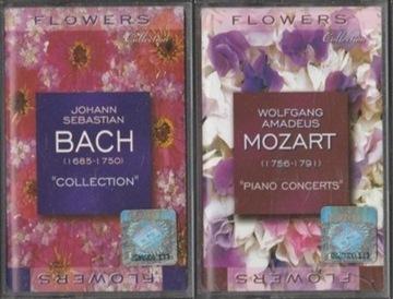 Bach + Mozart [2MC] Flowers Collection доставка товаров из Польши и Allegro на русском