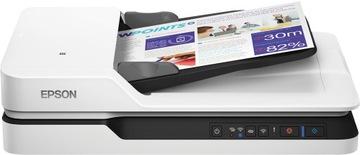 Сканер EPSON DS-1660W WorkForce A4 доставка товаров из Польши и Allegro на русском