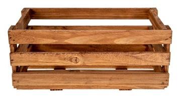 КОРОБКА ОРЕХ для фруктов, деревянный ящик доставка товаров из Польши и Allegro на русском