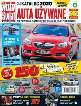 Auto wiat Katalog 2/2020 ПОДЕРЖАННЫЕ АВТОМОБИЛИ 2020  доставка товаров из Польши и Allegro на русском
