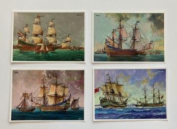 Żaglowce: Batavia, Vasa, Bounty доставка товаров из Польши и Allegro на русском