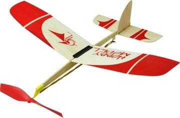 Самолет с резиновым приводом GIL модель из бальзы доставка товаров из Польши и Allegro на русском