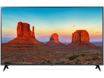 Телевизор LG 65UK6300 UHD - повреждение доставка товаров из Польши и Allegro на русском