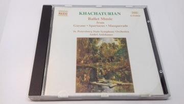 Khatchaturian Ballet Music From Gayane, Spartacus доставка товаров из Польши и Allegro на русском