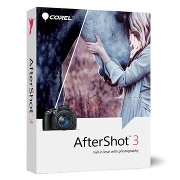 Corel AfterShot 3 edycja edytor RAW jak Lightroom доставка товаров из Польши и Allegro на русском