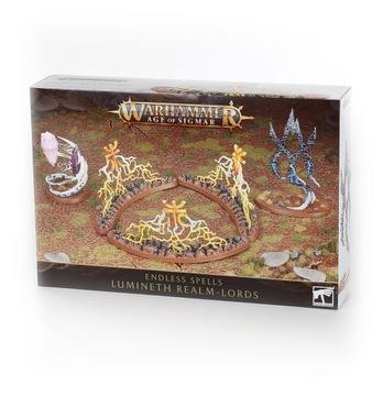 Endless Spells: Lumineth Realm Lords | AoS доставка товаров из Польши и Allegro на русском