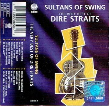 Dire Straits Sultans of Swing The Very Best of /MC доставка товаров из Польши и Allegro на русском