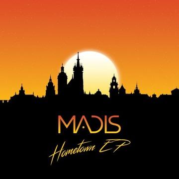 Madis - Hometown EP (2020) LP WINYL POMARAŃCZOWY доставка товаров из Польши и Allegro на русском