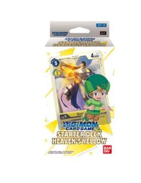 Digimon Card Game - Starter Deck Heaven's Yellow доставка товаров из Польши и Allegro на русском
