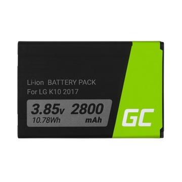 Аккумулятор Green Cell BL-46G1F для LG K10 2017 2800mAh доставка товаров из Польши и Allegro на русском