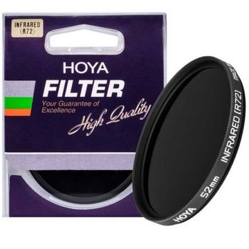 Ик-фильтр Hoya INFRARED R72 77mm доставка товаров из Польши и Allegro на русском