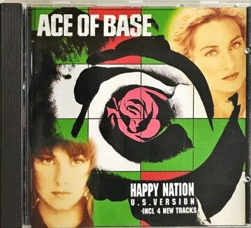 CD ACE OF BASE HAPPY NATION доставка товаров из Польши и Allegro на русском