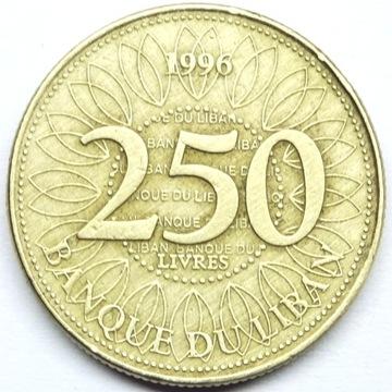 250 ливров 1996 Ливан  доставка товаров из Польши и Allegro на русском