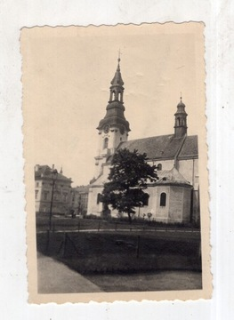 Kalisz - Kościół - FOTO ok1940 доставка товаров из Польши и Allegro на русском