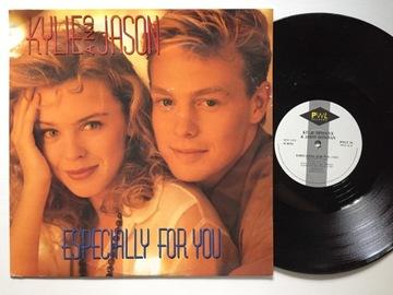 Kylie Minogue & Jason Donovan Especi [VG] A726 доставка товаров из Польши и Allegro на русском