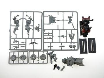 Chaos Space Marine Bikers zestaw 3 figurki доставка товаров из Польши и Allegro на русском