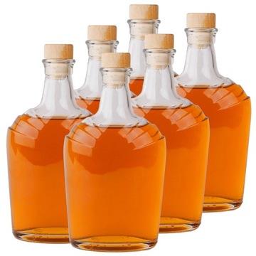 BUTELKA PIEKNA 500 ml 0,5L BUTELKI NA NALEWKI WINO доставка товаров из Польши и Allegro на русском