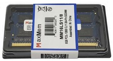 8GB DDR3 SODIMM 12800S 1,35v PC3L Gw.Dożywotnia ! доставка товаров из Польши и Allegro на русском