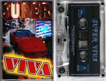 VA - Super VIVA (GM Records) (kaseta) BDB доставка товаров из Польши и Allegro на русском