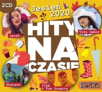 ESKA Hity na czasie JESIEŃ 2020 2CD Sanah доставка товаров из Польши и Allegro на русском