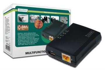 DIGITUS DN-13020 Digitus Многофункциональный сервер доставка товаров из Польши и Allegro на русском