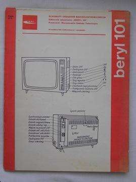 ODBIORNIK TELEWIZYJNY BERYL 101 INSTRUKCJA SERWISO доставка товаров из Польши и Allegro на русском