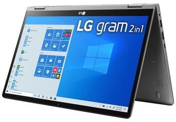 Laptop LG GRAM 2w1 IPS i7-10GEN 16G 512 PCIe W10 доставка товаров из Польши и Allegro на русском