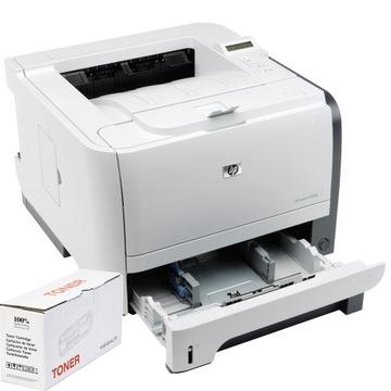 DRUKARKA LASEROWA HP LaserJet P2055 GRATIS N.TONER доставка товаров из Польши и Allegro на русском