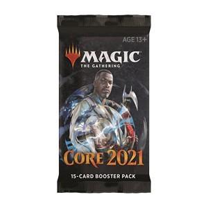 Booster MTG 2021 Core Set Magic the Gathering M21 доставка товаров из Польши и Allegro на русском