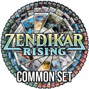 MtG: Zendikar Rising: Common Set 101/101 доставка товаров из Польши и Allegro на русском
