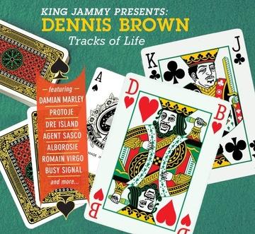 King Jammy - King Jammy Подарки Деннис Браун - Tr доставка товаров из Польши и Allegro на русском