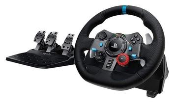 Руль LOGITECH G29 Driving Force PC PS3 PS4 доставка товаров из Польши и Allegro на русском