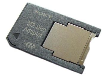 Адаптер MS micro M2 на Memory Stick ProDuo Pro Duo доставка товаров из Польши и Allegro на русском