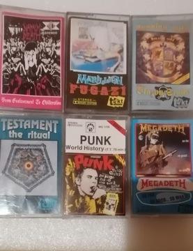 6 kaset magnetofonowych metal доставка товаров из Польши и Allegro на русском
