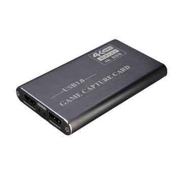 Grabber Рекордер HDMI Spacetronik SP-HVG10 для ПК доставка товаров из Польши и Allegro на русском