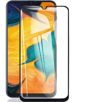 СТЕКЛО FULL GLU 5D на ВЕСЬ ЭКРАН для Samsung Galaxy A50 доставка товаров из Польши и Allegro на русском