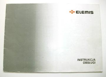 CTM ELEMIS инструкция по эксплуатации оригинальная ТВ доставка товаров из Польши и Allegro на русском