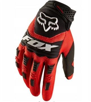 RĘKAWICZKI FOX DIRTPAW RED ROZ. XL доставка товаров из Польши и Allegro на русском