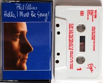 Фил Коллинз - Hello, I Must Be Going! (ВЕЛИКОБРИТАНИЯ) И Изд. доставка товаров из Польши и Allegro на русском