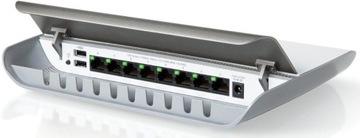 Netgear GS908E 8x10/100/1000 GIGABIT QoS VLAN USB доставка товаров из Польши и Allegro на русском