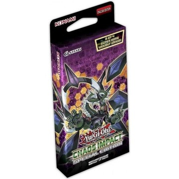 Yu-Gi-Oh! TCG: Хаос Impact Special Edition доставка товаров из Польши и Allegro на русском